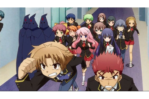 Baka to Test to Shōkanjū | •Anime• Amino