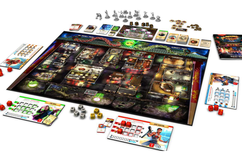 Big Trouble in Little China: The Game review - Tabletop Gaming