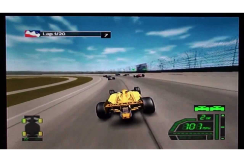 IndyCar Series (PS2) - Race 1/15 - Grand Prix of Miami ...