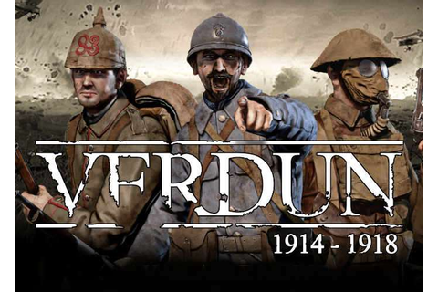 WW1 Verdun Multiplayer FPS Game Now Available To Pre-Order ...