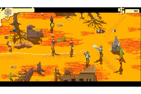 Review: Westerado: Double Barreled - destructoid