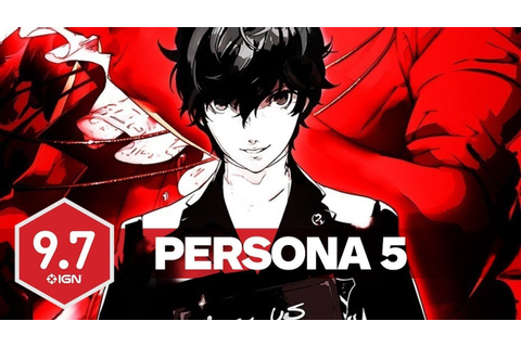 Persona 5 Review - IGN