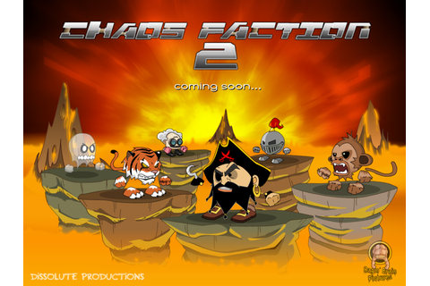 THE WORLD GAME: PC GAME : CHAOS FACTION 2
