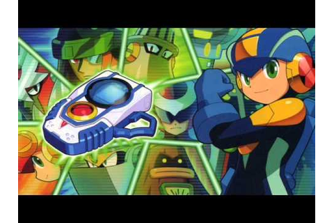 Rockman EXE 4.5 Real Operation OST, T01: Introduction ...