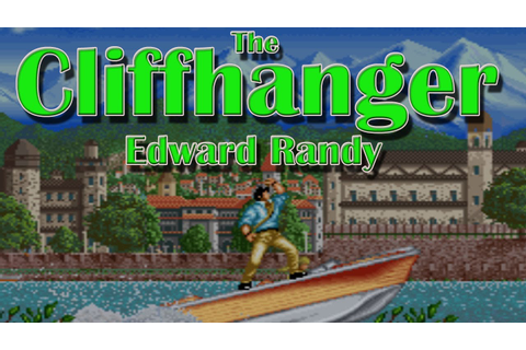 Cliffhanger: Edward Randy Arcade Game Review - MAMECADE ...