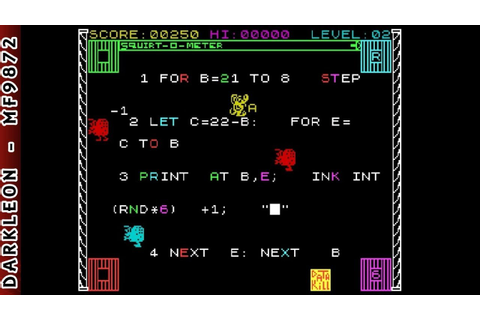 Sinclair Spectrum - Micro Mouse Goes De-Bugging - YouTube