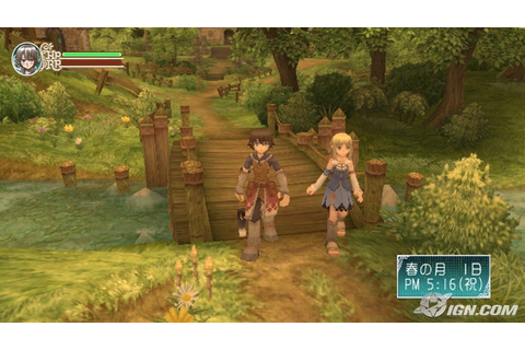 Rune Factory: Frontier Screenshots, Pictures, Wallpapers ...