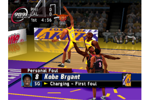Play NBA ShootOut 2002 Sony PlayStation online | Play ...