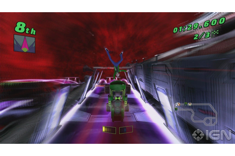 Ben 10: Galactic Racing Screenshots, Pictures, Wallpapers ...
