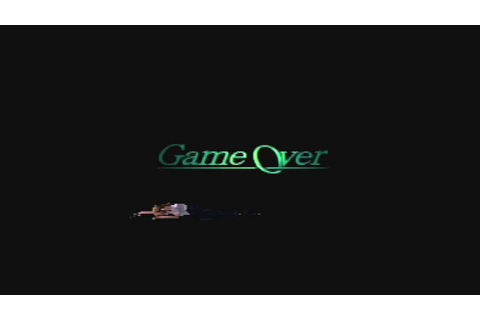 Game over mang - Parasite Eve - YouTube