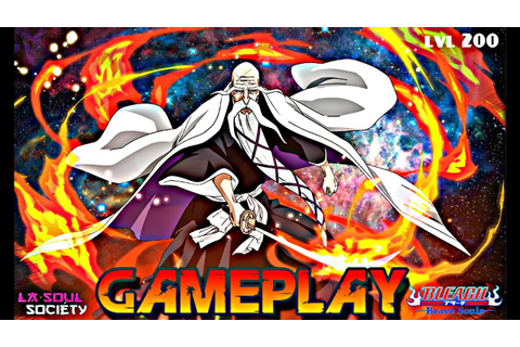 Bleach Brave Souls ' Game Play Yamamoto TT (Force/Power ...