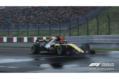Review - F1 2018 | Game Hype