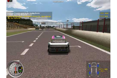 simulador turismo carretera gameplay pc - YouTube