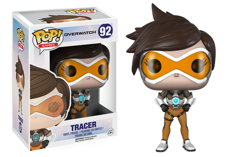 Release dates listed for Funko Pop Overwatch Action ...