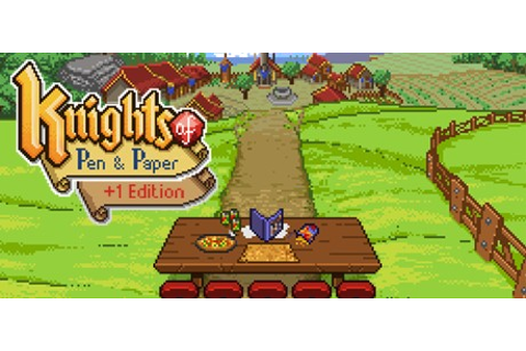 Knights of Pen & Paper - Wikipedia