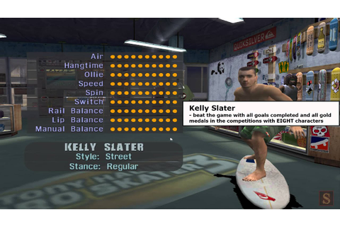 Tony Hawk's Pro Skater 3: Secret Skaters - YouTube