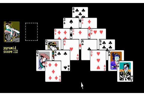 Solitaire Royale Download (1987 Strategy Game)