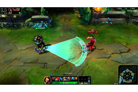 Bioforge Darius (2015) Skin Spotlight - League of Legends ...
