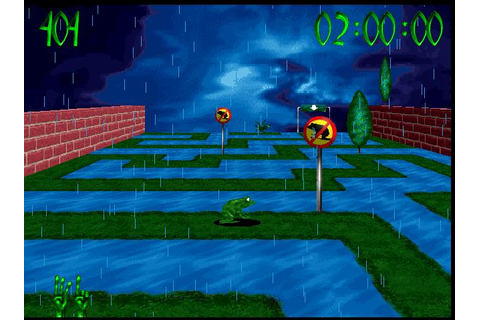 تحميل لعبة الضفدعة Download 3D Frog Frenzy - My Old PC Games