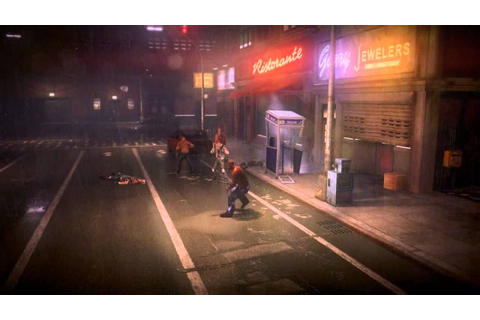 Leaked Streets of Rage 4 remake footage (with Audio) - YouTube