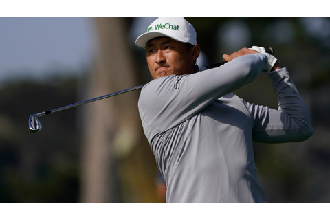 Li at his best and builds early lead at PGA Championship ...