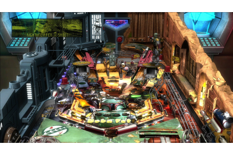 Download Pinball FX2 - Star Wars Pack Full PC Game