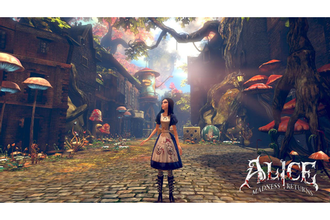 Alice Madness Returns [First Hour PS3 Gameplay] - YouTube