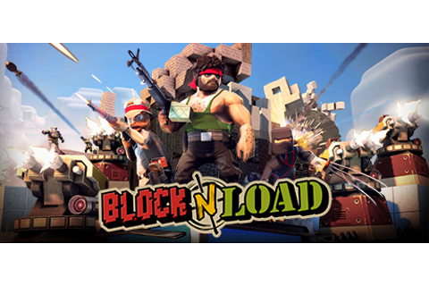 Block N Load on Steam