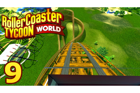 "RollerCoaster Tycoon World - Part 9 - It's a ""Speed ..."