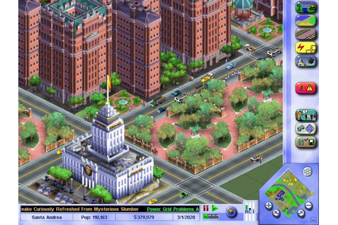 SimCity 3000 - PC Review and Full Download | Old PC Gaming