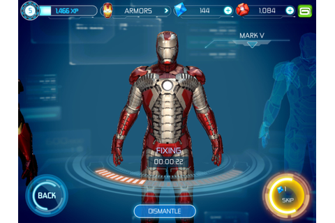 Gameloft's Official Iron Man 3 iOS Game Lacks That Tony ...