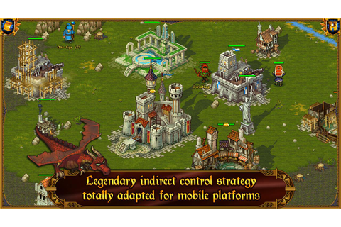 Majesty Fantasy Kingdom Sim + expansion for just $1 on iOS ...