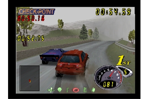 Top Gear Rally 2 (Europe) ROM