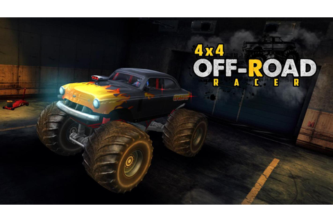 4X4 OffRoad Racer - Racing Games APK Download - Free ...