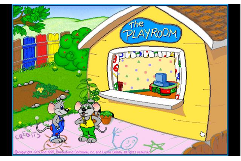 The Playroom | ClassicReload.com