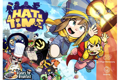 A Hat in Time | Game Grumps Wiki | FANDOM powered by Wikia
