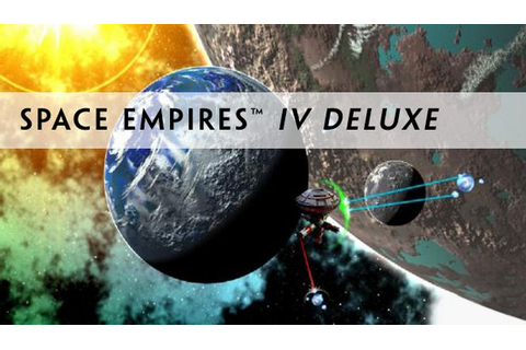 Space Empires IV Deluxe Free Download « IGGGAMES