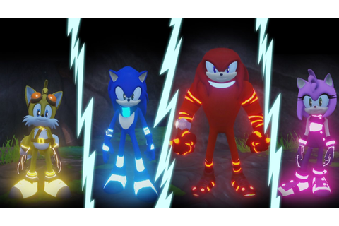 Sonic Boom : Rise of Lyric