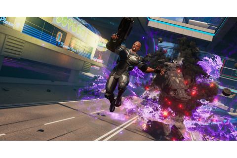 Crackdown 3 could be the future of Xbox games, for better ...