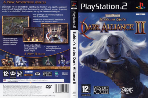 Baldur's Gate - Dark Alliance II (Europe, Australia) (En ...