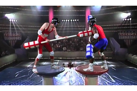 The 10 Greatest American Gladiators Events, Ranked In ...