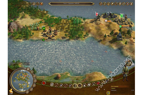 Sid Meier's Civilization IV: Colonization - Download Free ...