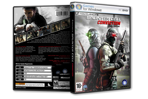 MediaFire games 4 all: Tom Clancy's Splinter Cell ...