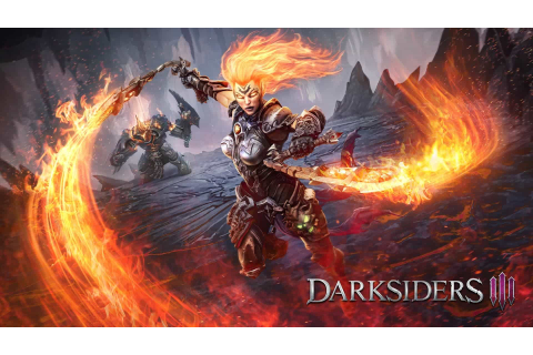 Darksiders III Devs on Souls Influences and How NVIDIA ...