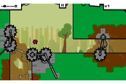 More 'Super Meat Boy Forever' Details Revealed | TouchArcade