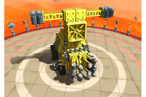 TerraTech Sumo Showdown Demo available now! news - Mod DB