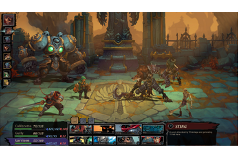 Combat - Official Battle Chasers: Nightwar Wiki