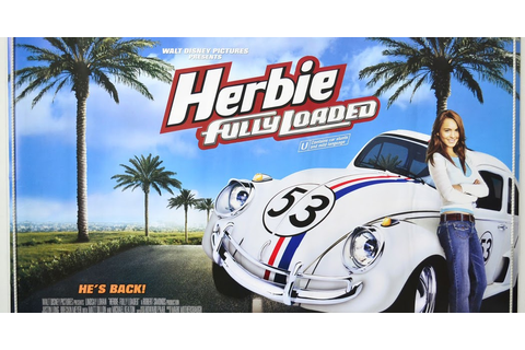 Eclectic Boredom: Delayed Reaction: Herbie Fully Loaded