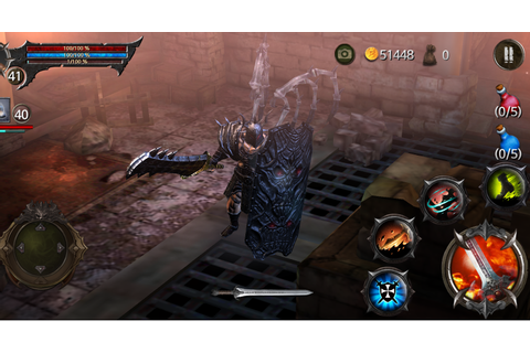 Blood Warrior: RED EDITION - Android Apps on Google Play