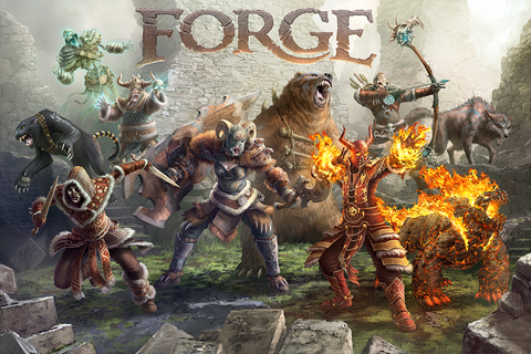 Fruitless Pursuits: Broke Video Gamer: Forge Review